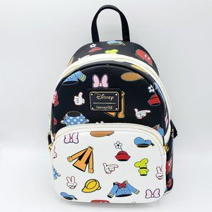 Loungefly x Disney Sensational 6 Outfits Backpack